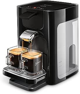 Philips Senseo Quadrante HD7865/60 Coffee Pod Machine Water Tank, Large, Black