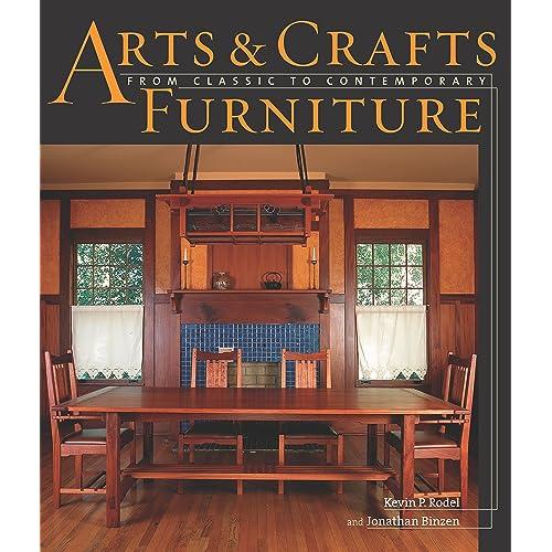 Arts and Crafts Furniture: Amazon com