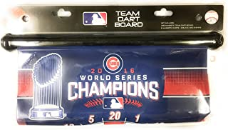 Rico Chicago Cubs 2016 World Series Champions Magnetic Dart Board