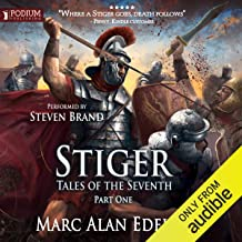 Stiger: Tales of the Seventh, Book 1