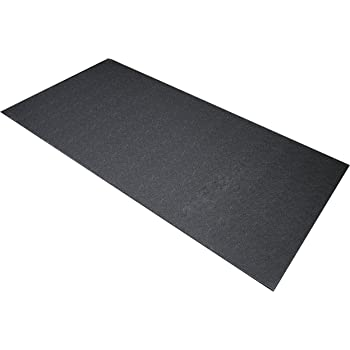 BalanceFrom GoFit High Density Treadmill Exercise Bike Equipment Mat