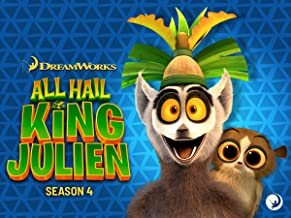 All Hail King Julien, Season 4