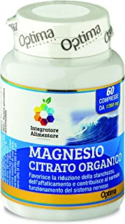Magnesio Citrato 60Cpr Optima