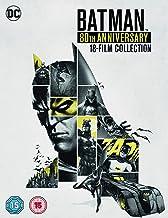 Batman 80th Anniversay Collection (18 Dvd) [Edizione: Regno Unito] [Italia]
