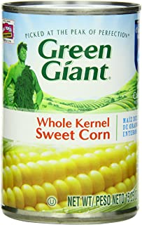 Green Giant Whole Kernel Sweet Corn Liquid, 15.25-Ounce (Pack of 8)