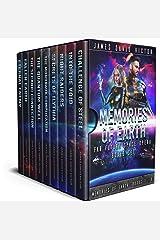 Memories of Earth Far Future Space Opera Boxed Set Kindle Edition