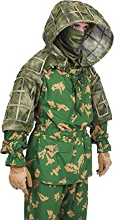 Giena Tactics Ghillie Suit Spider Mesh by Russian Sniper Coats/Viper Hoods
