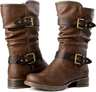 GLBALWIN Women's 17YY10 Fashion Boots