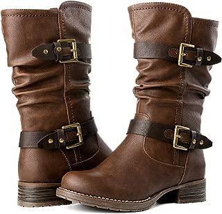 GLBALWIN Women's 17YY10 Fashion Boots