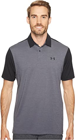 Tips Back Jacquard Polo