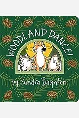 Woodland Dance! Board book