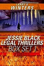 Jessie Black Legal Thrillers Box Set 1 (Burnout, Informant, Deadly Evidence)