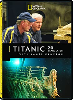 Titanic: 20 Years Later With James Cameron [Import]