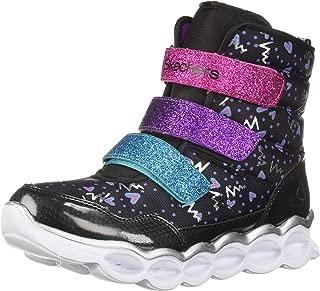 Skechers Kids' Lumi-Luxe-Sparkle Quest Sneaker