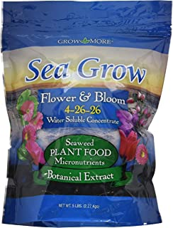 Grow More 6092 Sea Grow 4-26-26, 5-Pound