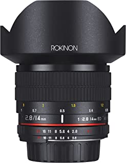 Rokinon 14mm f/2.8 Ultra Wide Lens for Samsung NX FE14M-NX