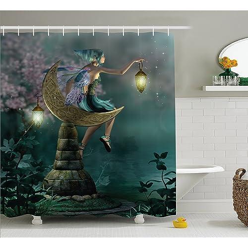Teal And Grey Bathroom Decor.Teal And Gold Bathroom Art Amazon Com