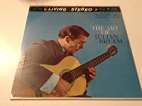 The Art of Julian Bream Vinyl Lp Record Album