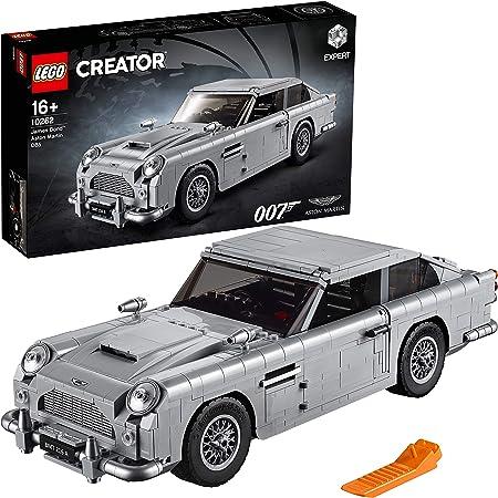 Briksmax Led Beleuchtungsset Für James Bond Bricks Spielzeug Aston Martin Db5 Kompatibel Mit Lego 10262 Bausteinen Modell Ohne Lego Set Amazon De Spielzeug