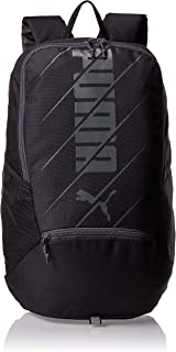 PUMA Unisex-Adult Backpack, Black - 076535