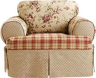 SureFit  Lexington Relaxed Fit 1 Piece Chair Slipcover, Multi