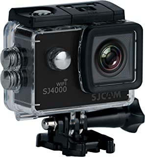 Câmera SJCAM SJ4000 WiFi Original Filmadora 12mp Sports DV full HD 1080p 30fps a prova d´água 30m mergulho LCD 2.0 Bike Moto Surf