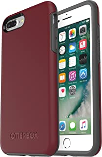Otterbox Symmetry Series Case for  Iphone 8 Plus & Iphone 7 Plus  - Frustration Free Packaging - Fine Port (Cordovan/Slate Grey)