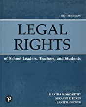 Download Legal Rights of School Leaders, Teachers, and Students PDF