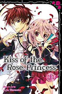 kiss rose princess