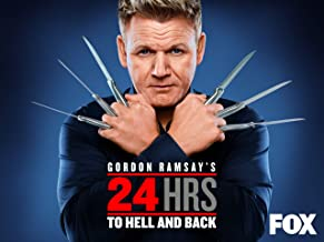 Gordon Ramsay's 24 Hours to Hell and Back Season 3