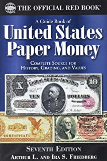 A Guide Book of United States Paper Money