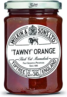 Tiptree Tawny Orange Marmalade, 12 Ounce (Pack of 1) Jar