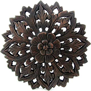 Best small wood medallions Reviews