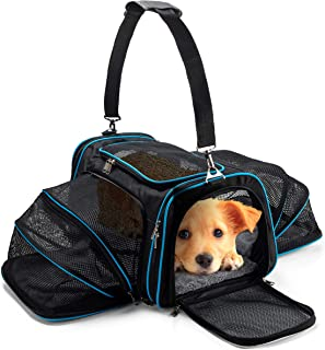 duffle bag dog carrier