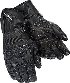 3XL Classic Standard Wrist Deerskin Motorcycle Gloves 3M Thinsulate Lining
