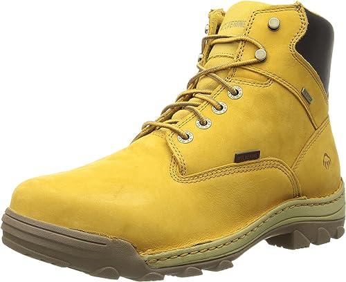 Wolverine , Chaussures de sécurité pour Homme - Marron - blé, 45 EU
