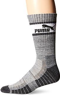Puma 3 Pack Mens Crew Socks