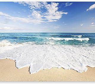 murando Fotomurales 400x280 cm XXL Papel pintado tejido no tejido Decoración de Pared decorativos Murales moderna de Diseno Fotográfico - playa mar naturaleza c-B-0035-a-a