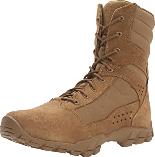 Bates Men's Cobra Hot Weather Coyote Tactical Army Boot