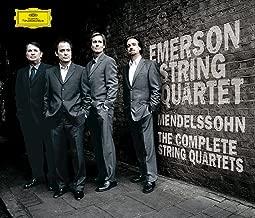 Mendelssohn: String Quartet No.6 In F Minor, Op.80, MWV R 37 - 2. Allegro assai