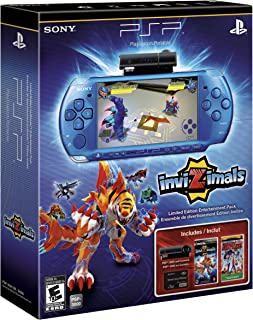 PlayStation Portable Limited Edition InviZimals Entertainment Pack - Vibrant Blue