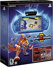 PlayStation Portable Limited Edition InviZimals Entertainment Pack - Vibrant Blue [video game]