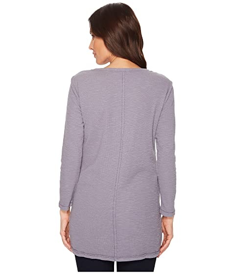 Seamed Tunic doc Stripe Edge Textured Slub o Mod Raw vZxwFn6Cq