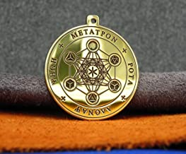 Metatron's Cube Talisman, Seal of the Metatron, magic