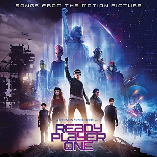 Ready Player One Songs From The Motion Picture By Various Artists On Amazon Music Amazon Com