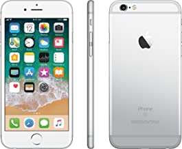 $154 » Apple iPhone 6S, 16GB, Silver - for Cricket Wireless (Renewed)
