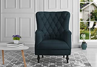 Best blue wingback chair Reviews