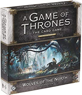 A Game Of Thrones The Card Game Second Edition, Wolves Of The North, (2-4 Players)