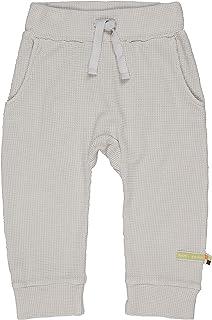 Loud + Proud Hose in Feiner Waffelstruktur, Gots Zertifiziert Pantalon Mixte bébé