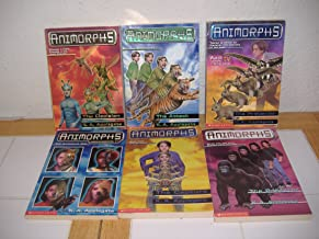 The Attack, The Decision, The Capture, The Andalite's Gift, The Predator, & The Pretender by K. A. Applegate (Animorphs) (Animorphs)